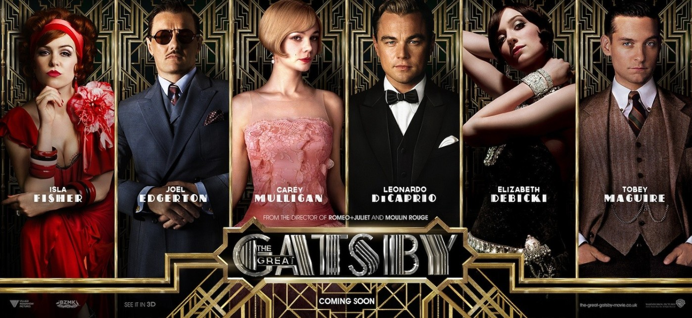 The Great Gatsby (2013) cast